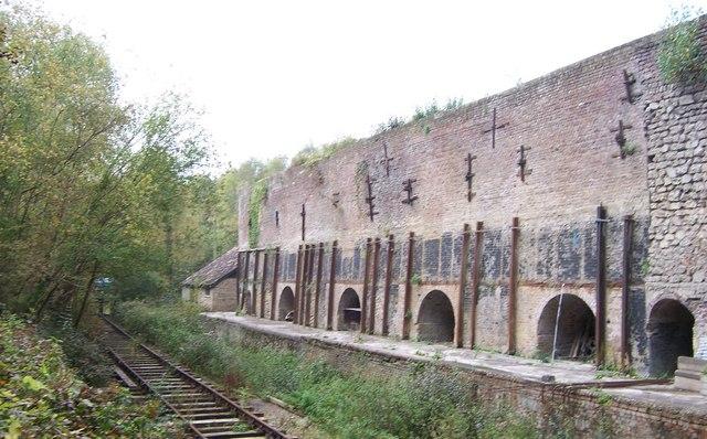 De Witt Lime Kilns-Amberley Working Museum