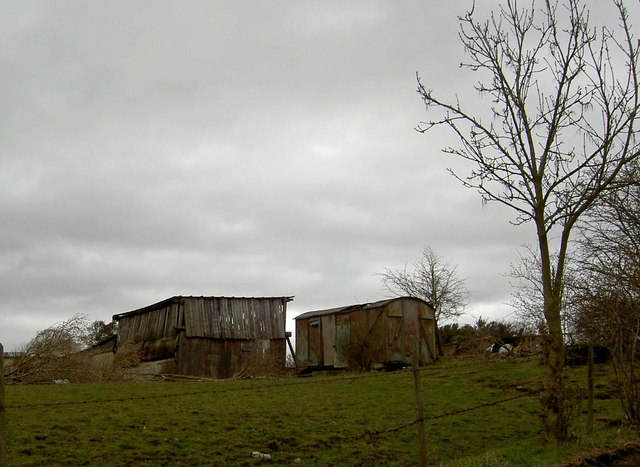 Bloomhouse Lane barns