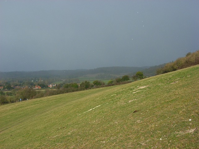 Hambleden Valley at Mill End