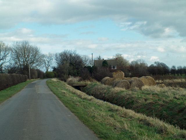 West Marsh Lane