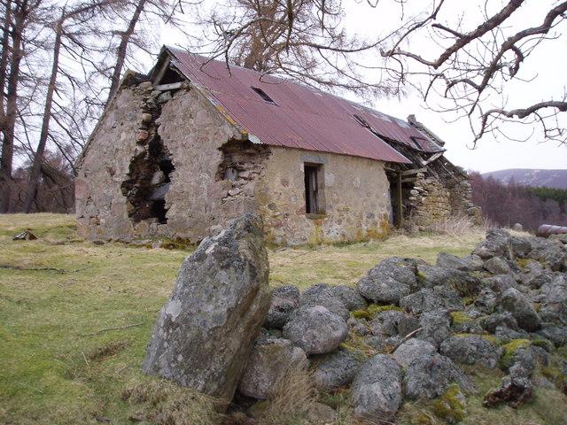 Ruined House near Insharn
