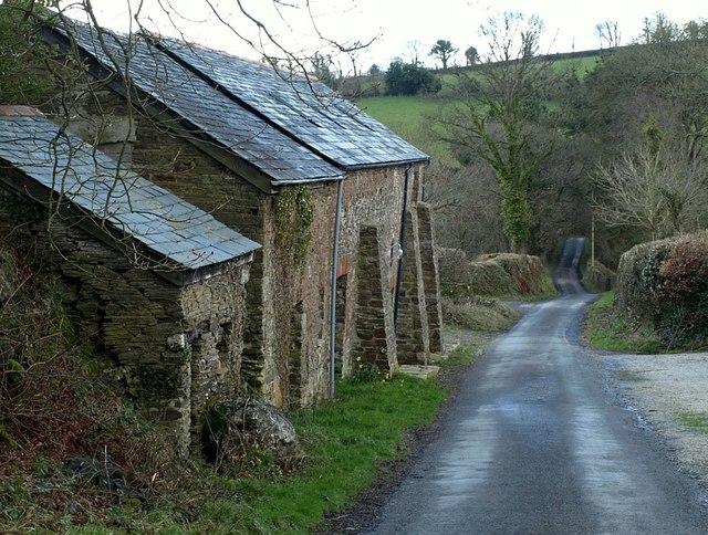 Barn at Treburrow
