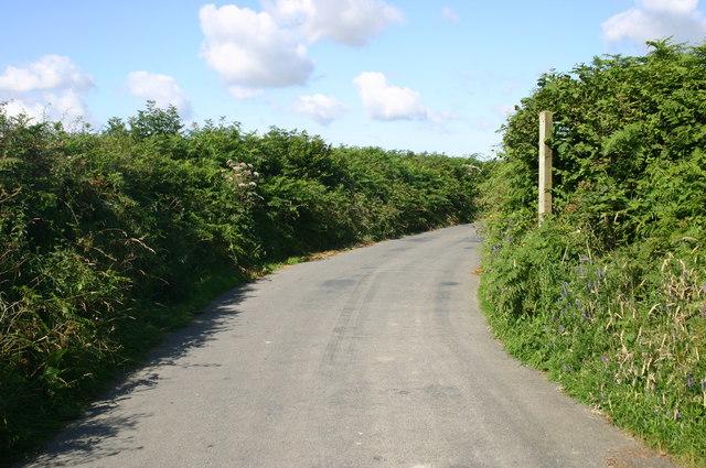 Footpath off Dudmoor Lane