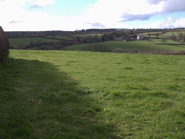 Field near Trebeath