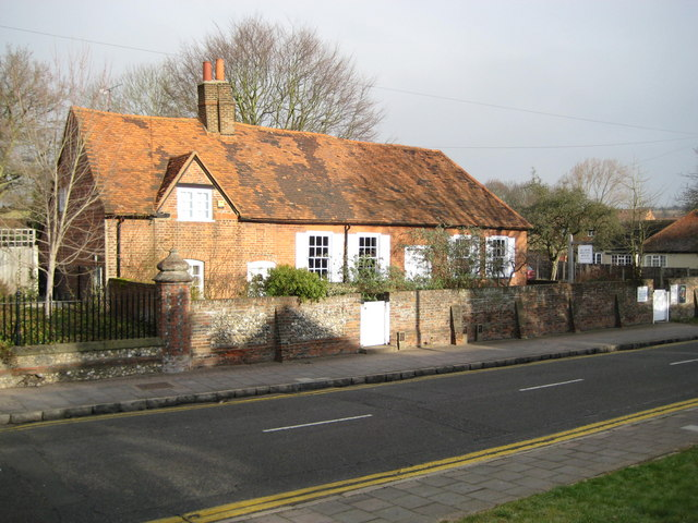 Amersham Old Town: Quakers' Meeting House (1)
