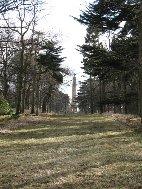 The Obelisk, Bramham Park