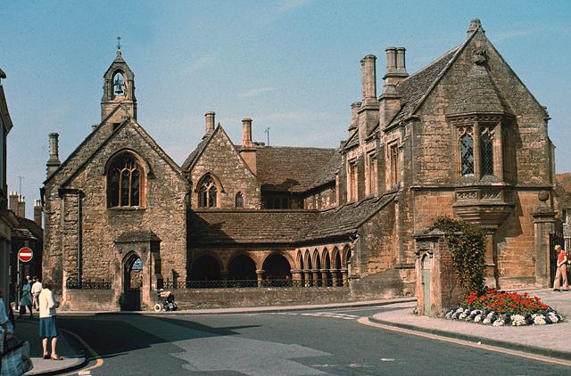Almshouses - Sherborne