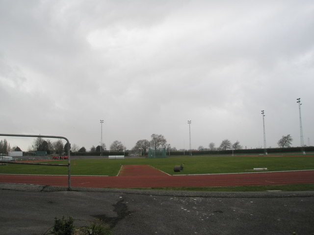 Alexandra Park Sports Stadium from the east gate
