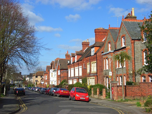 Denmark Road, Reading