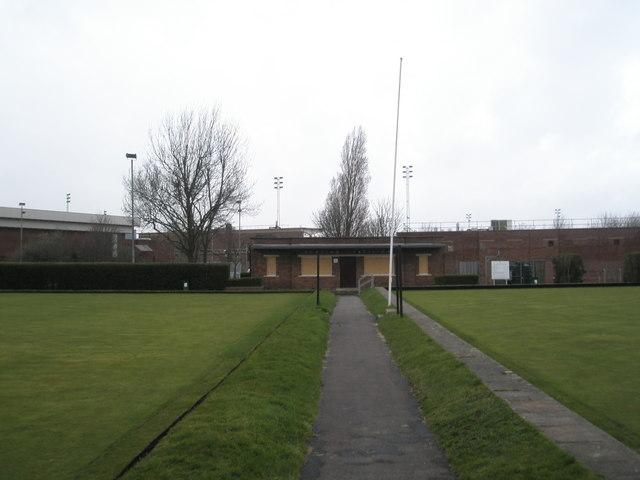 Bowling Green at Alexandra Park