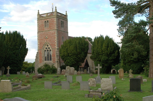 Chelmarsh church