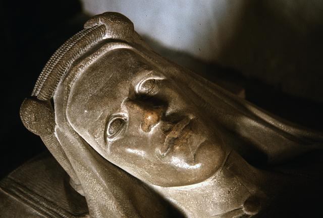 Church of St Martin, Wareham - T E Lawrence effigy