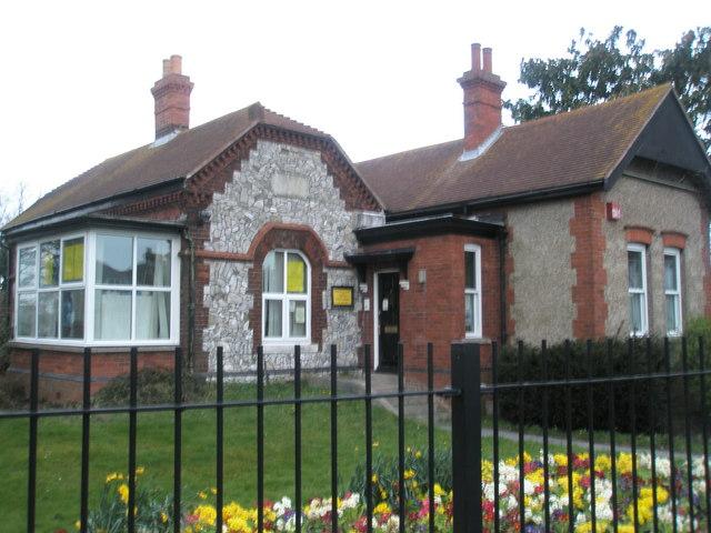 Former Park Keeper's Cottage