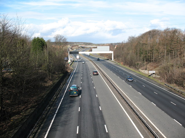 A1 - looking north