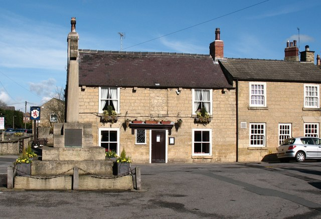 The Red Lion, Bramham