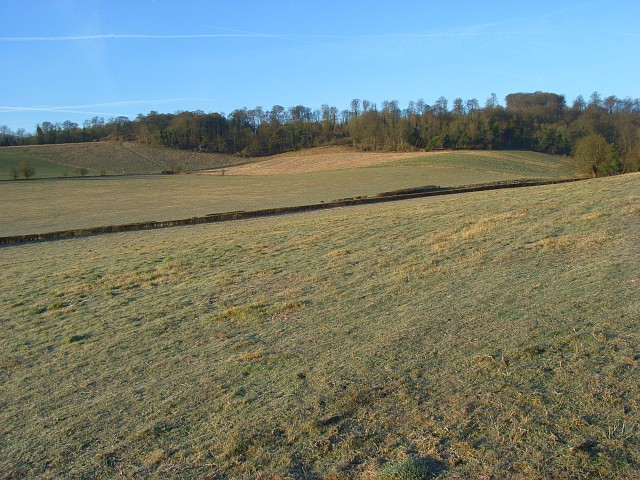 The Hambleden Valley near Colstrope
