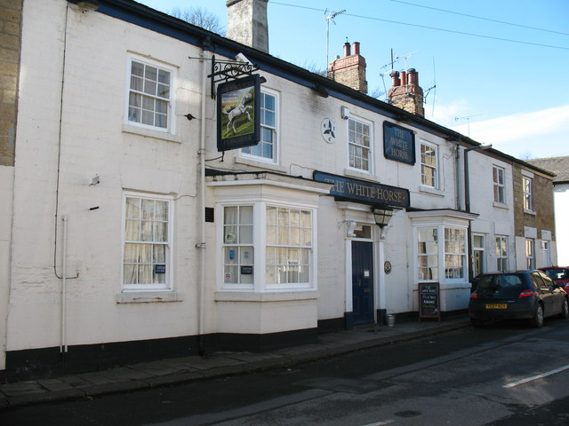 The White Horse, Bramham