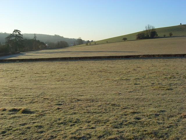 The Hambleden Valley near Colstrope
