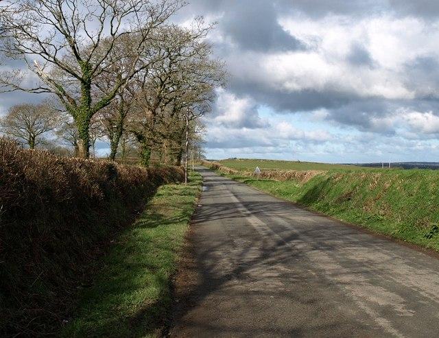 Road to Tresmeer
