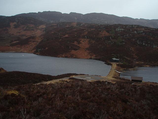 Pitcastle Lochs