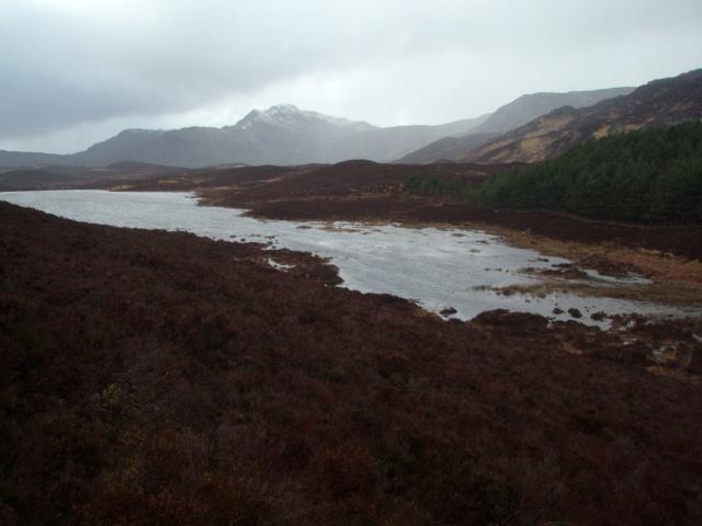 Unnamed Loch, Pollich Burn