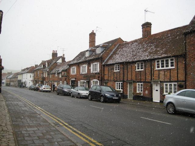 Amersham Old Town: Whielden Street