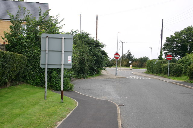 Silver Street off the A1