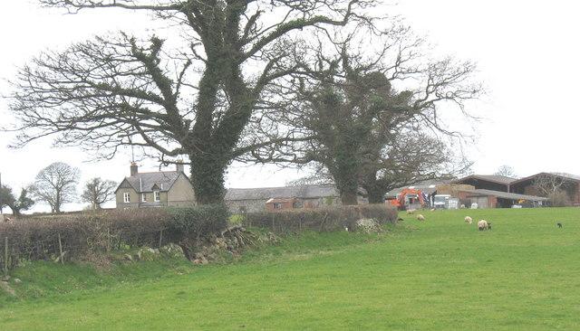 Geufron Farm, Llanwnda