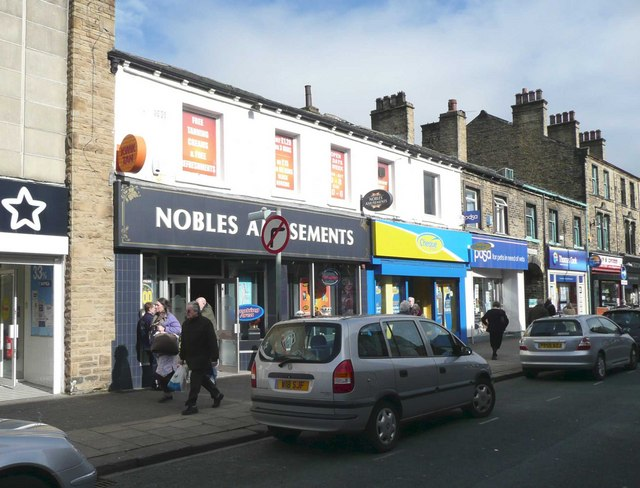 68 and 70, Commercial Street, Brighouse
