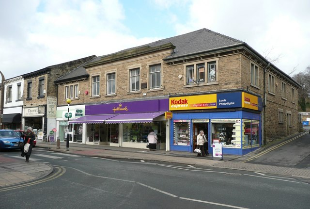 78 to 80a, Commercial Street, Brighouse