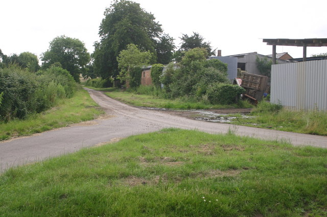 Near Denton Farm
