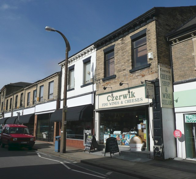 82 -84, Commercial Street, Brighouse