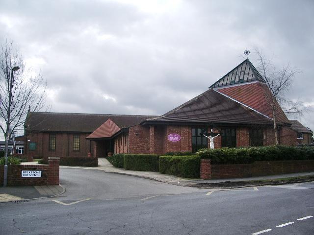 St Paul the Apostle RC Church, Alwoodley, Leeds
