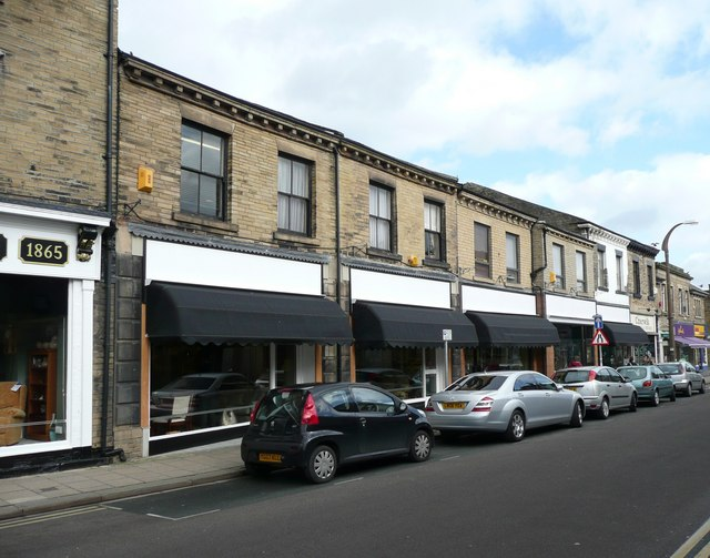86 to 92 Commercial Street, Brighouse