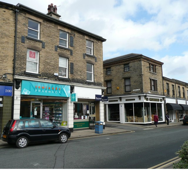 94 to 98 Commercial Street, Brighouse