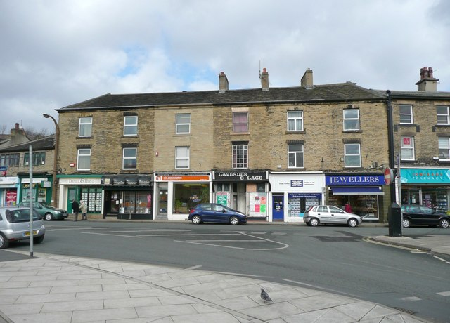 100 to 110	Commercial Street, Brighouse