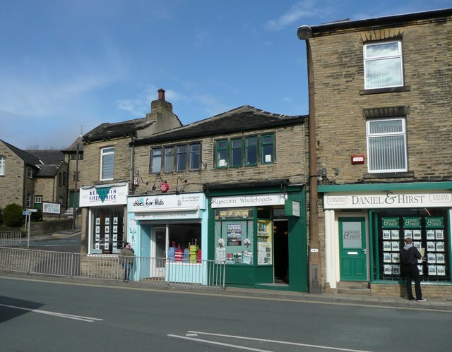 112 to 116 Commercial Street, Brighouse
