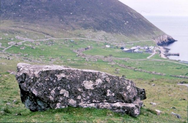 Clach a 'Bhainne - the Milking Stone