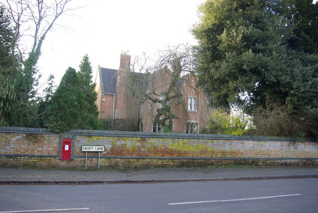 The Old Rectory, Croft Lane, Temple Grafton