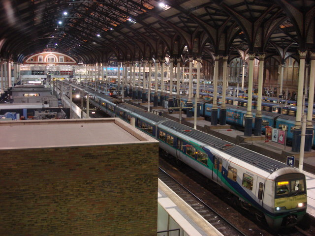 Liverpool Street Station from Exchange Square (1)