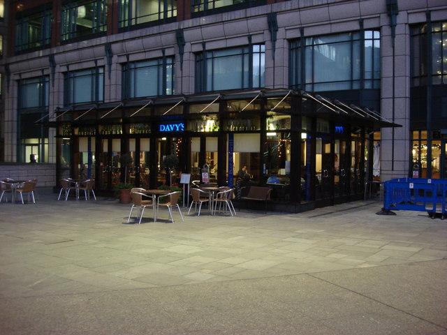 Davy's, 2 Exchange Square