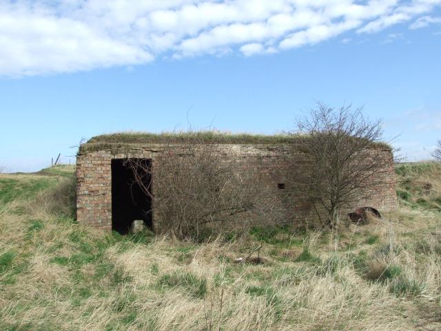 Wartime bunker
