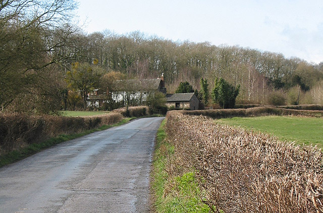 Cottage near Common Hill