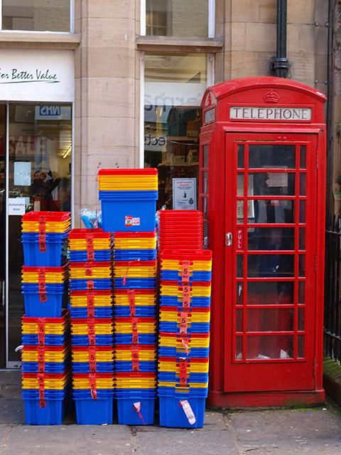 Boxes on Baxtergate
