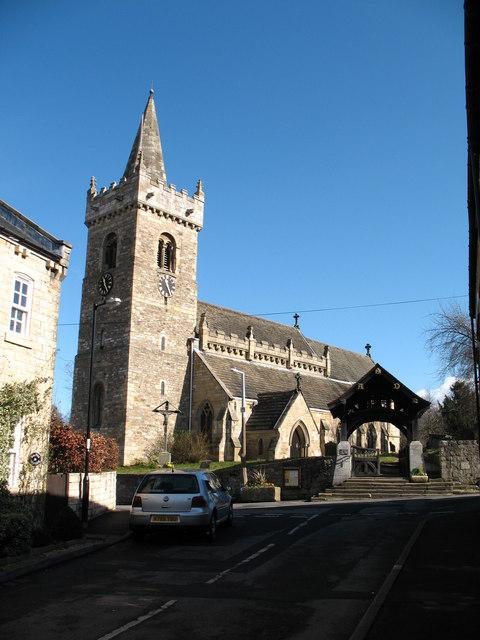 Bramham Church