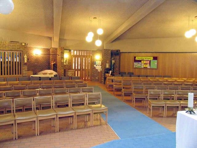 St Peter & St Paul, Church Road, Teddington, Mx TW11 8PS - West end