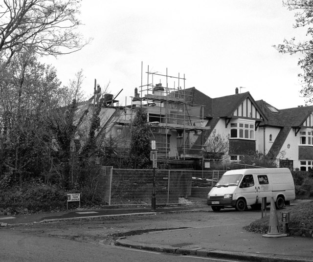 Demolition of  2, Lloyd Park Avenue, Croydon