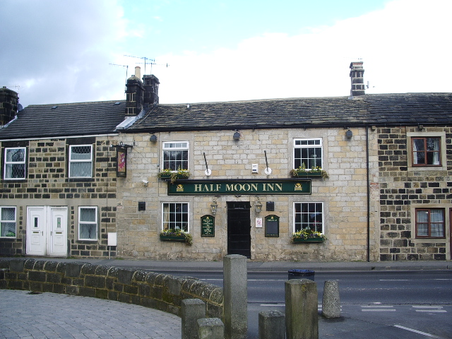 Half Moon Inn, Main Street, Pool-in-Wharfedale