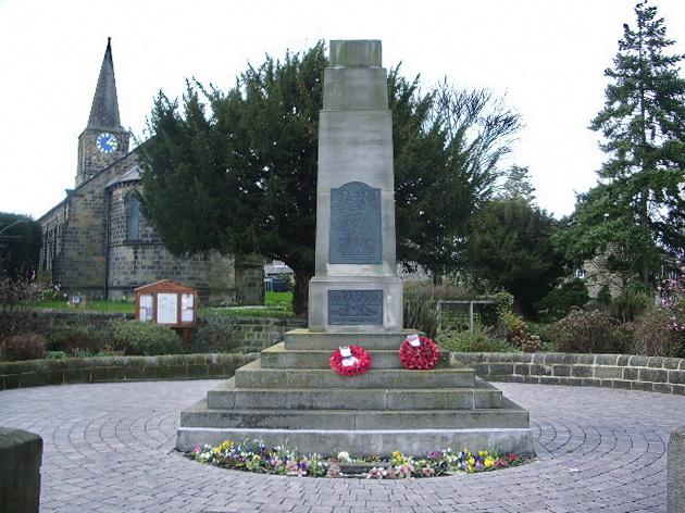 War Memorial, Pool-in-Wharfedale