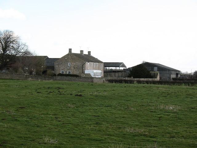 Oglethorpe Hall Farm